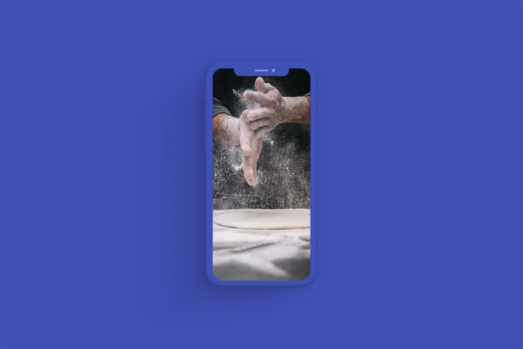 iPhone Xs Clay Indigo