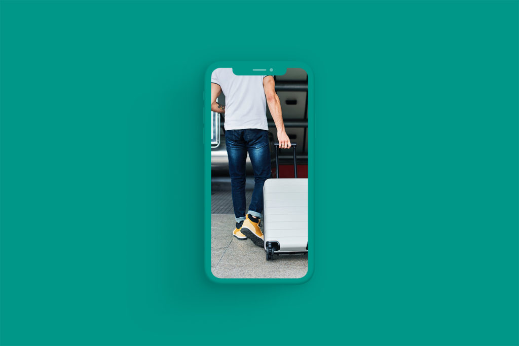 iPhone Xs Clay Teal